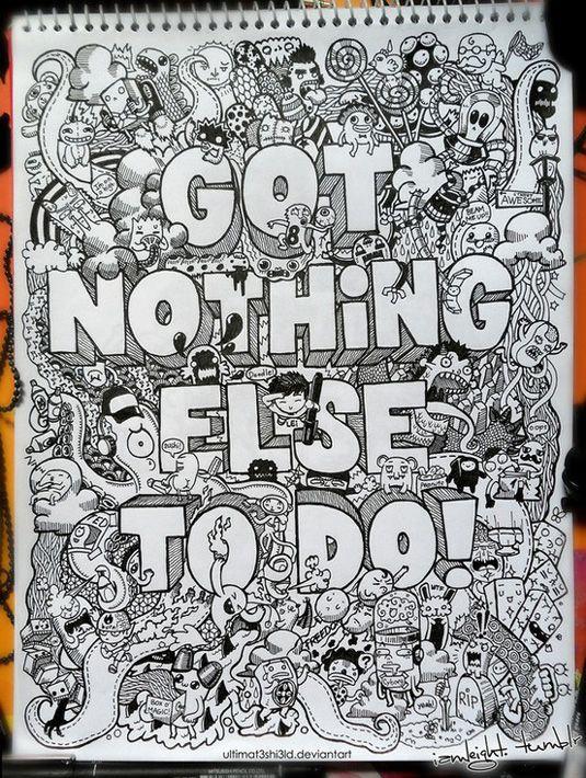 doodle art 21