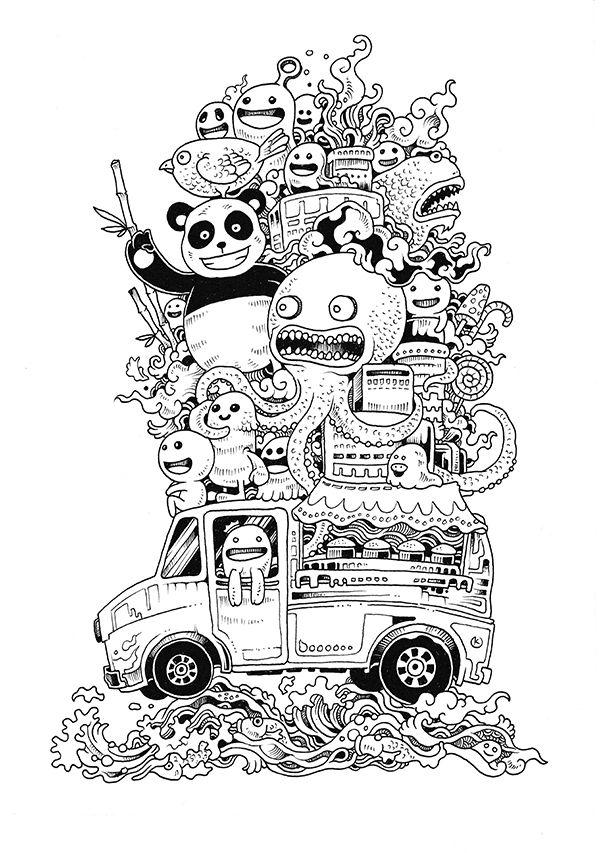 doodle art 25