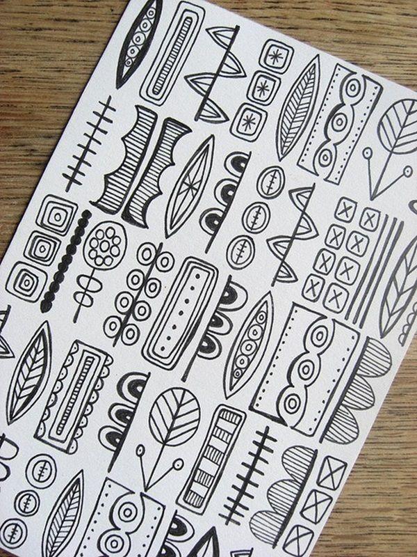 doodle art 6