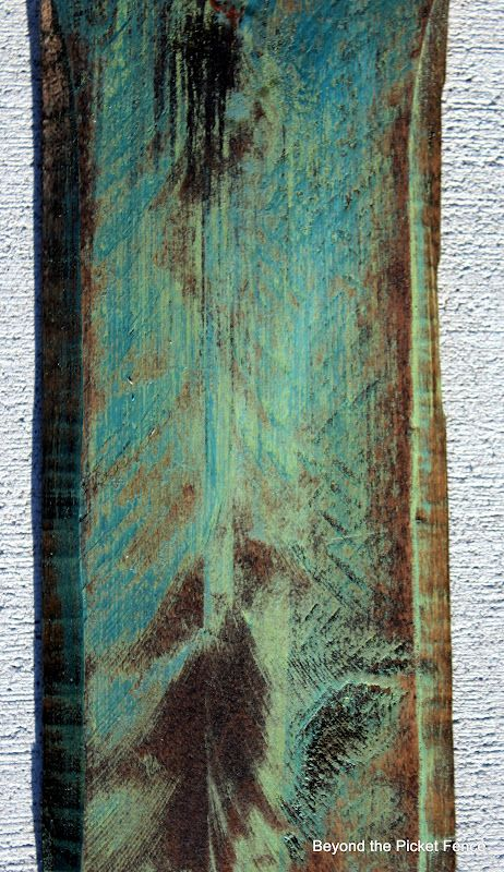 painting on wood 16