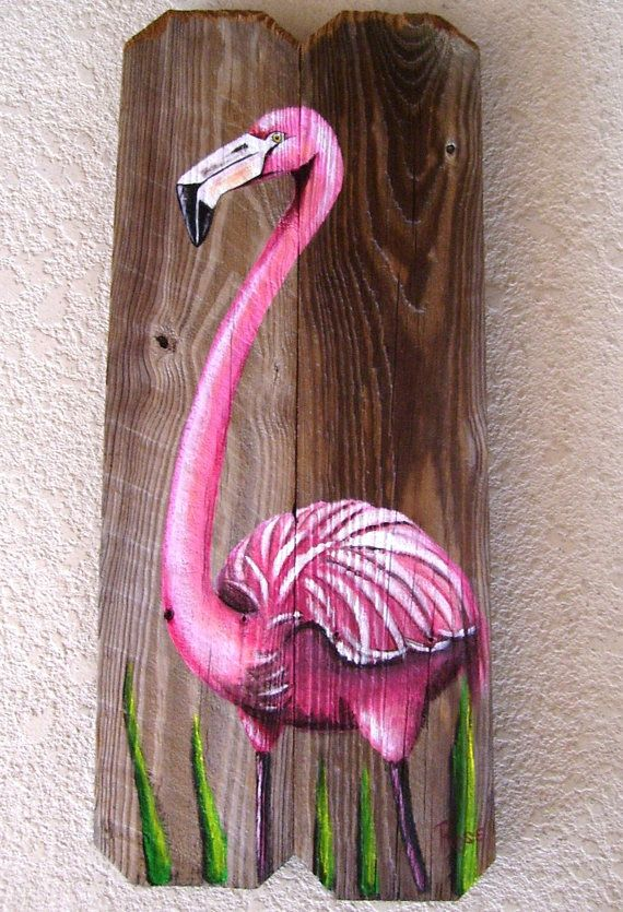 painting on wood 6