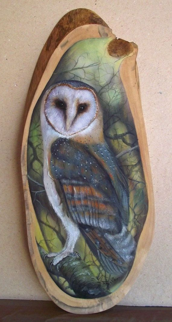 painting on wood 8