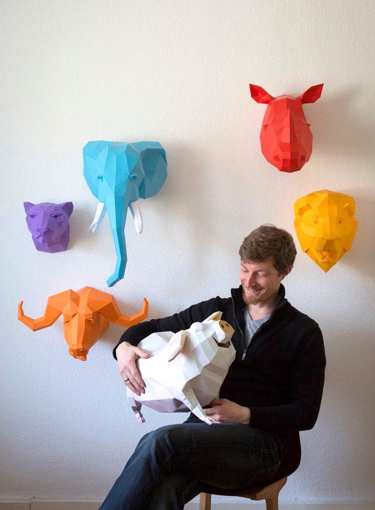 paper animals 1