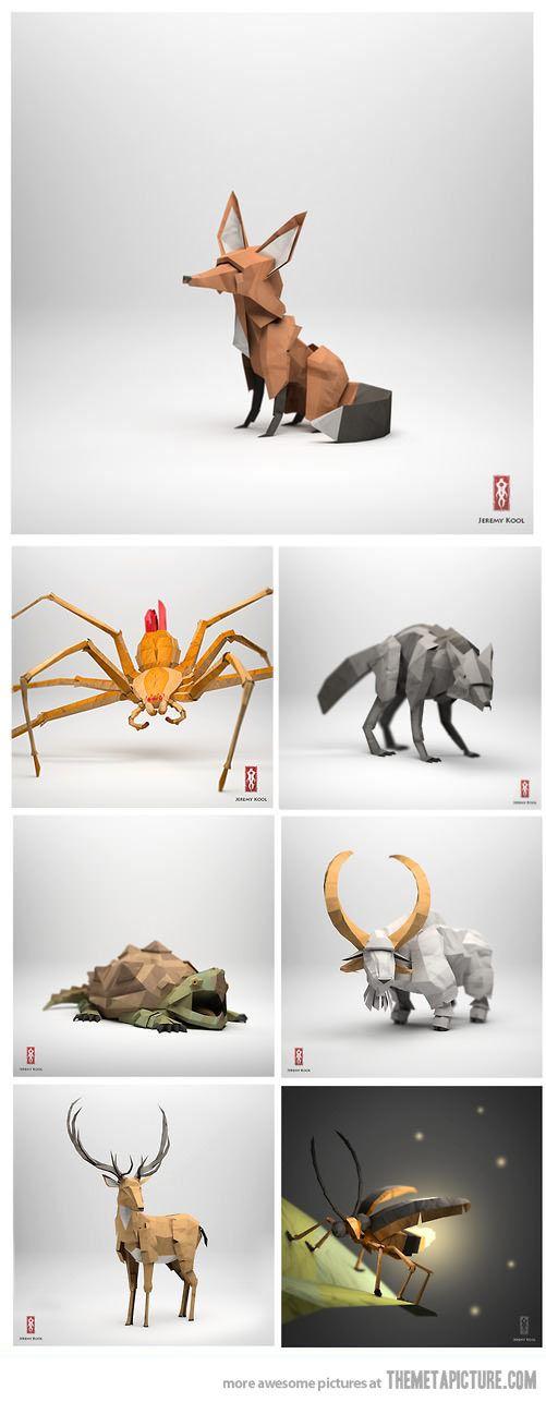 paper animals 10
