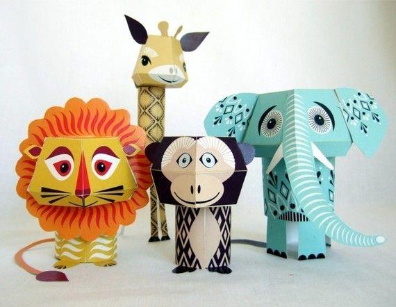 paper animals 11