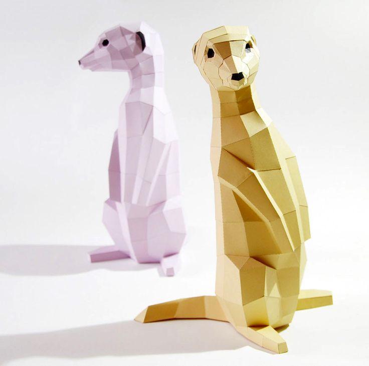 paper animals 3