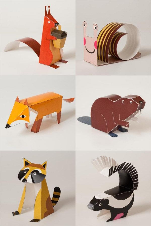 paper animals 7