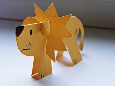 paper animals 8