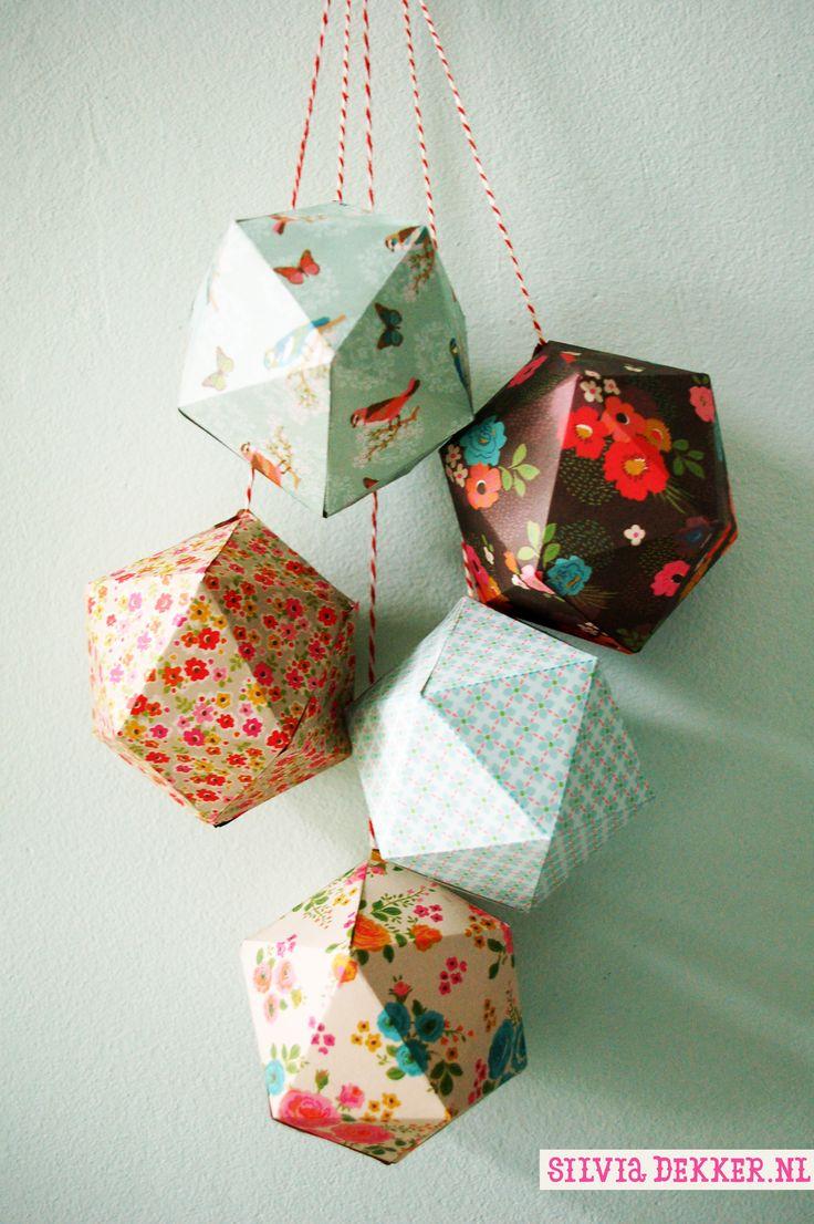 paper ornaments 3