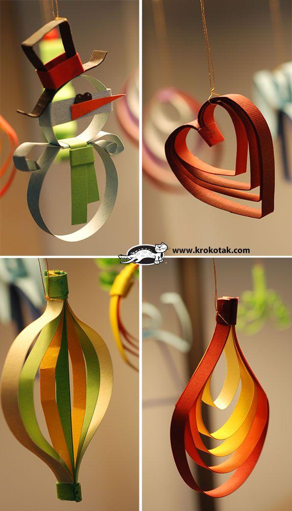 paper ornaments 5