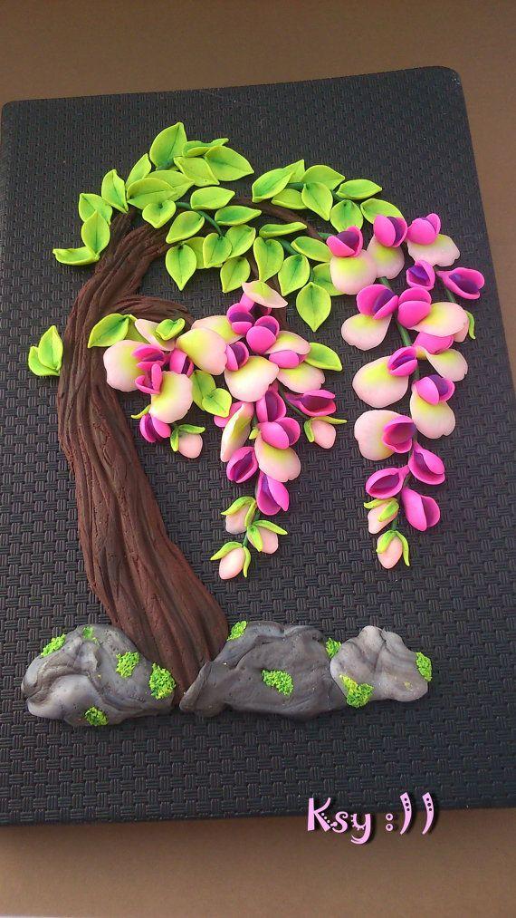 polymer clay art 17