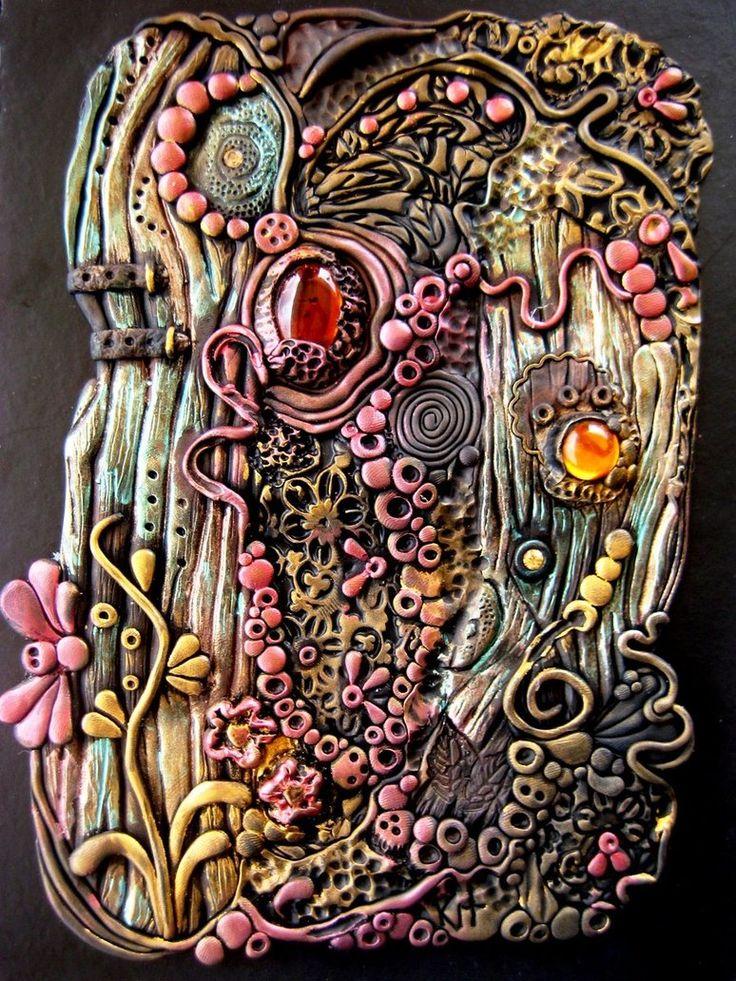 polymer clay art 23