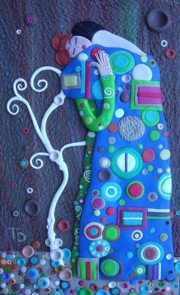 polymer clay art 7