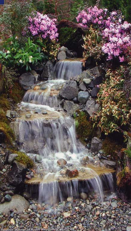 backyard waterfall 20