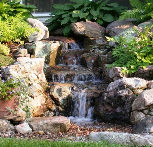 backyard waterfall 25