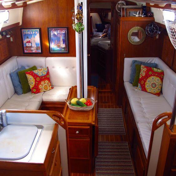 boat interiors 2