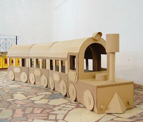 cardboard projects 23