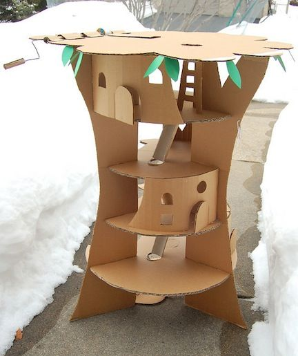 cardboard projects 3