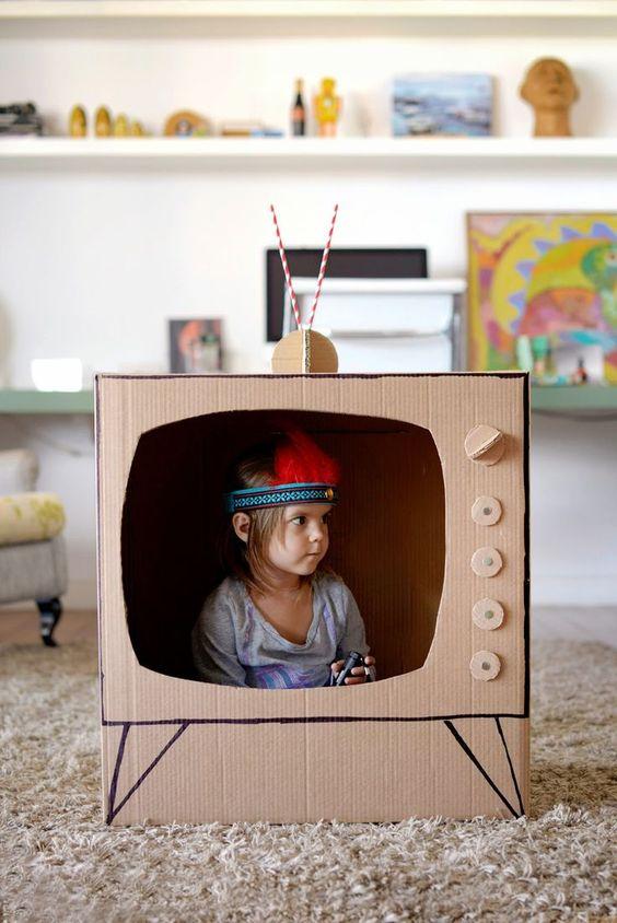 cardboard projects 5