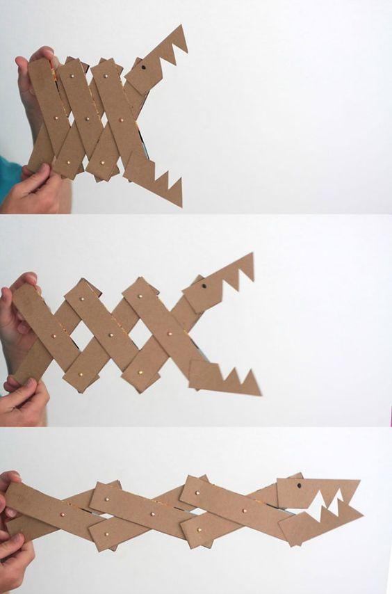 cardboard projects 8