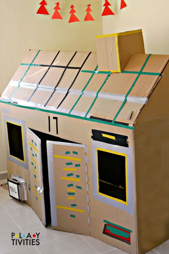cardboard projects 9