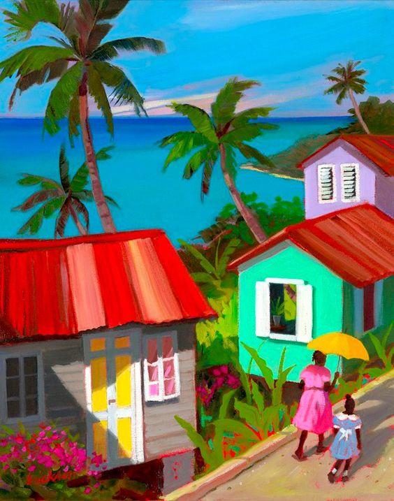 caribbean art 1