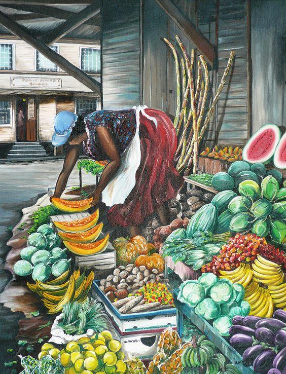 caribbean art 12