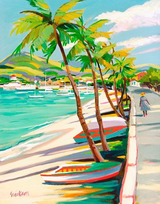 caribbean art 13