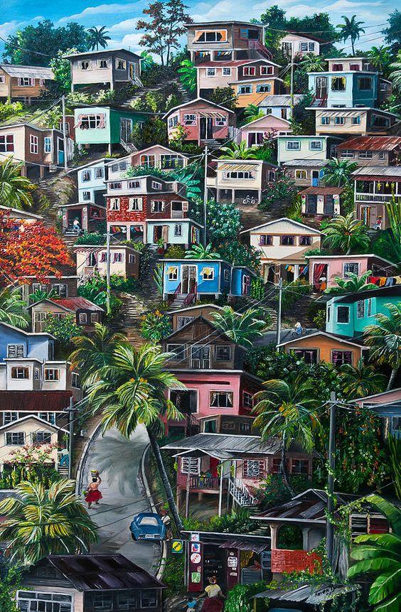 caribbean art 21