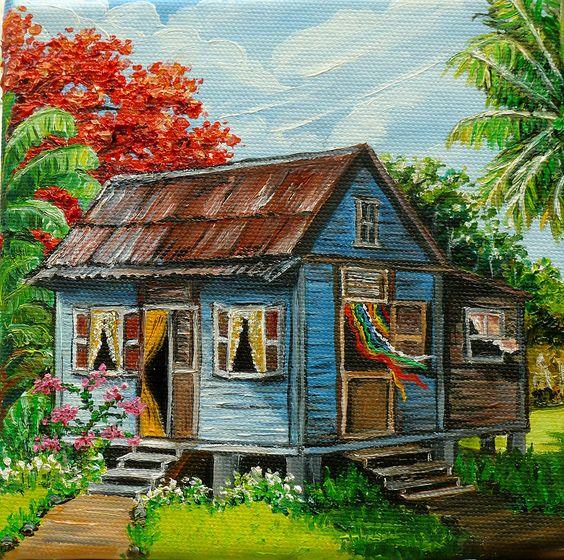 caribbean art 3