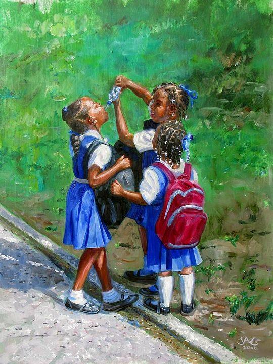 caribbean art 6