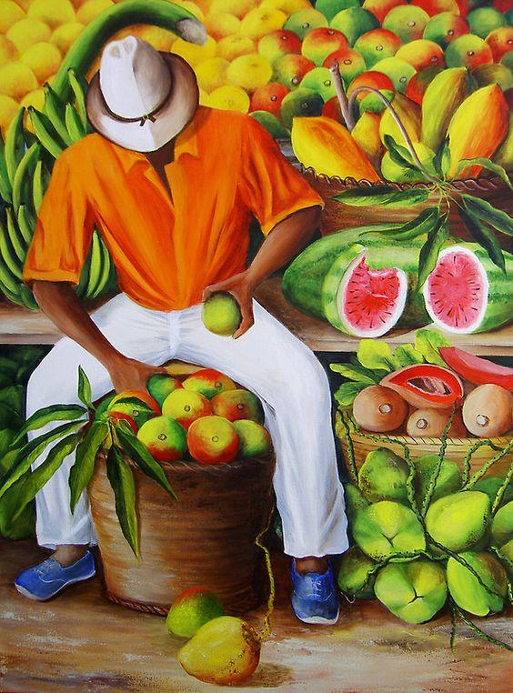 caribbean art 7