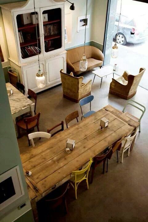 coffee shop decor 1
