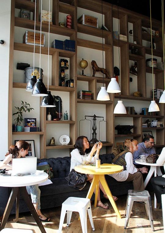 coffee shop decor 15