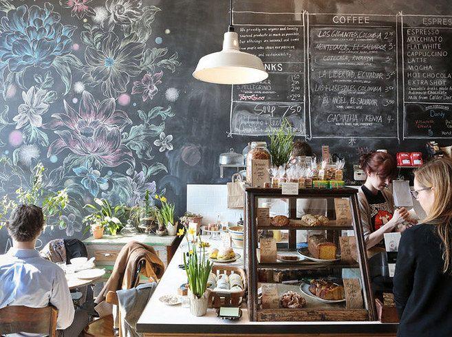 coffee shop decor 3