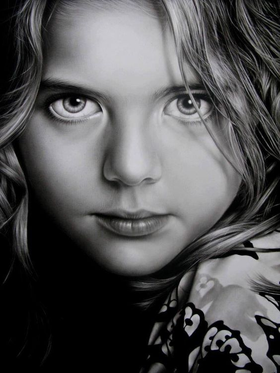 realistic drawings 13