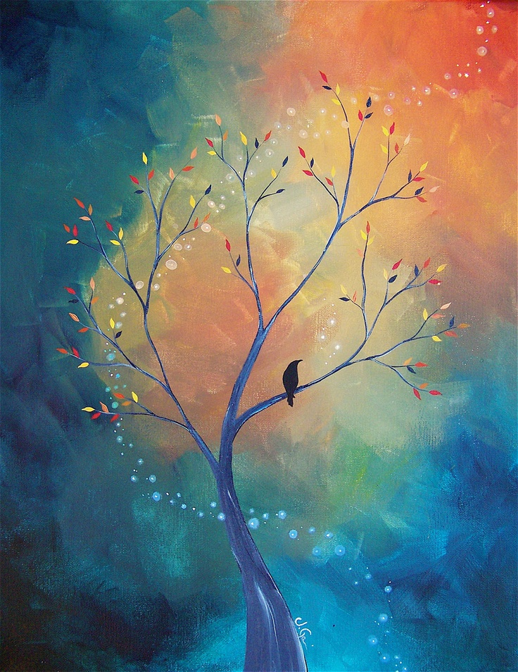 tree art 14