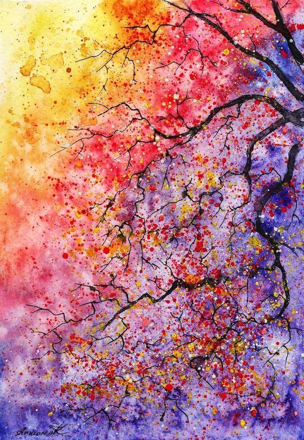 tree art 18