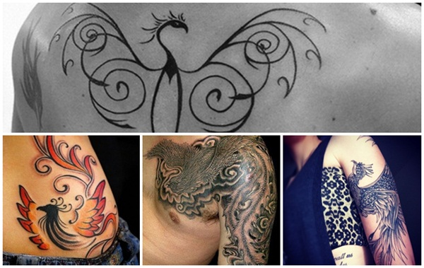 60 Phoenix Tattoo Meaning And Designs For Men And Women