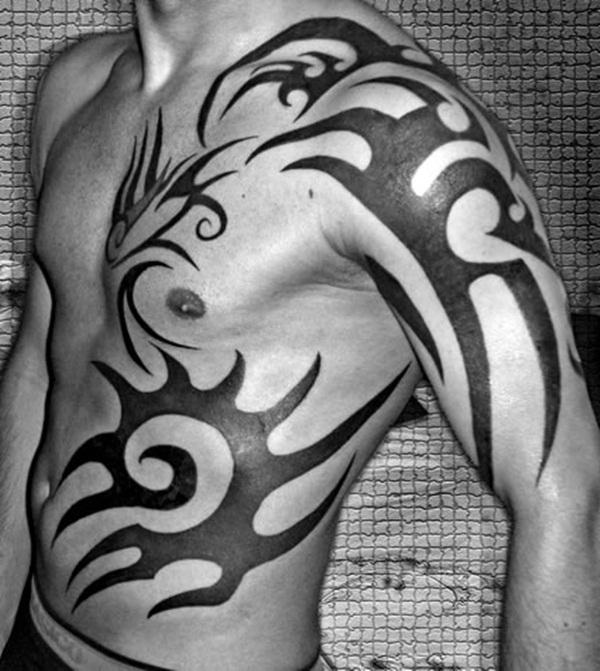 60 Tribal Tattoos For Men