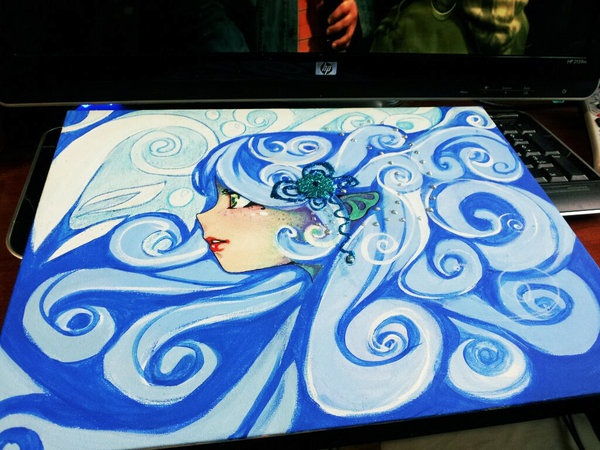 40 Creative Canvas Painting Ideas