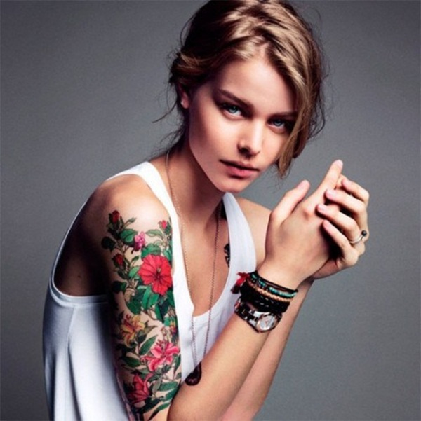 Half Sleeve tattoo Designs (48)