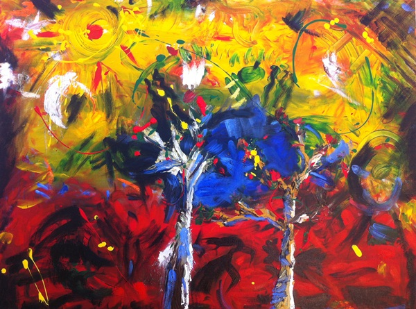 abstract Painting Techniques  (14)