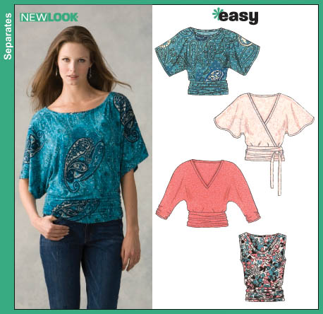 Exelent Easy Top Patterns Sewing Embellishment - Easy Scarf Knitting ...