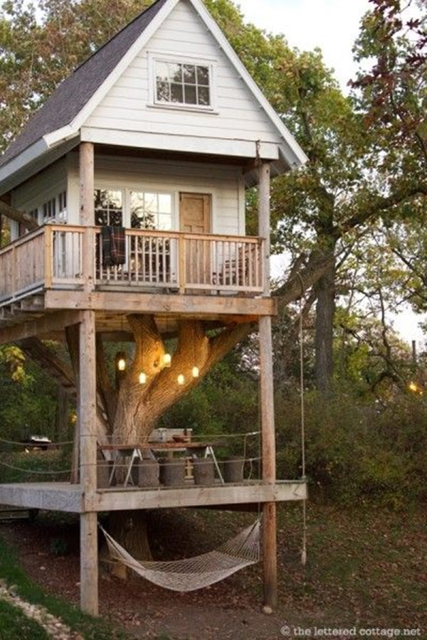 Beautiful Tree House Ideas (23)