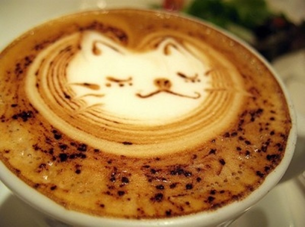 40 beautiful coffee art examples   page 2 of 4   bored art