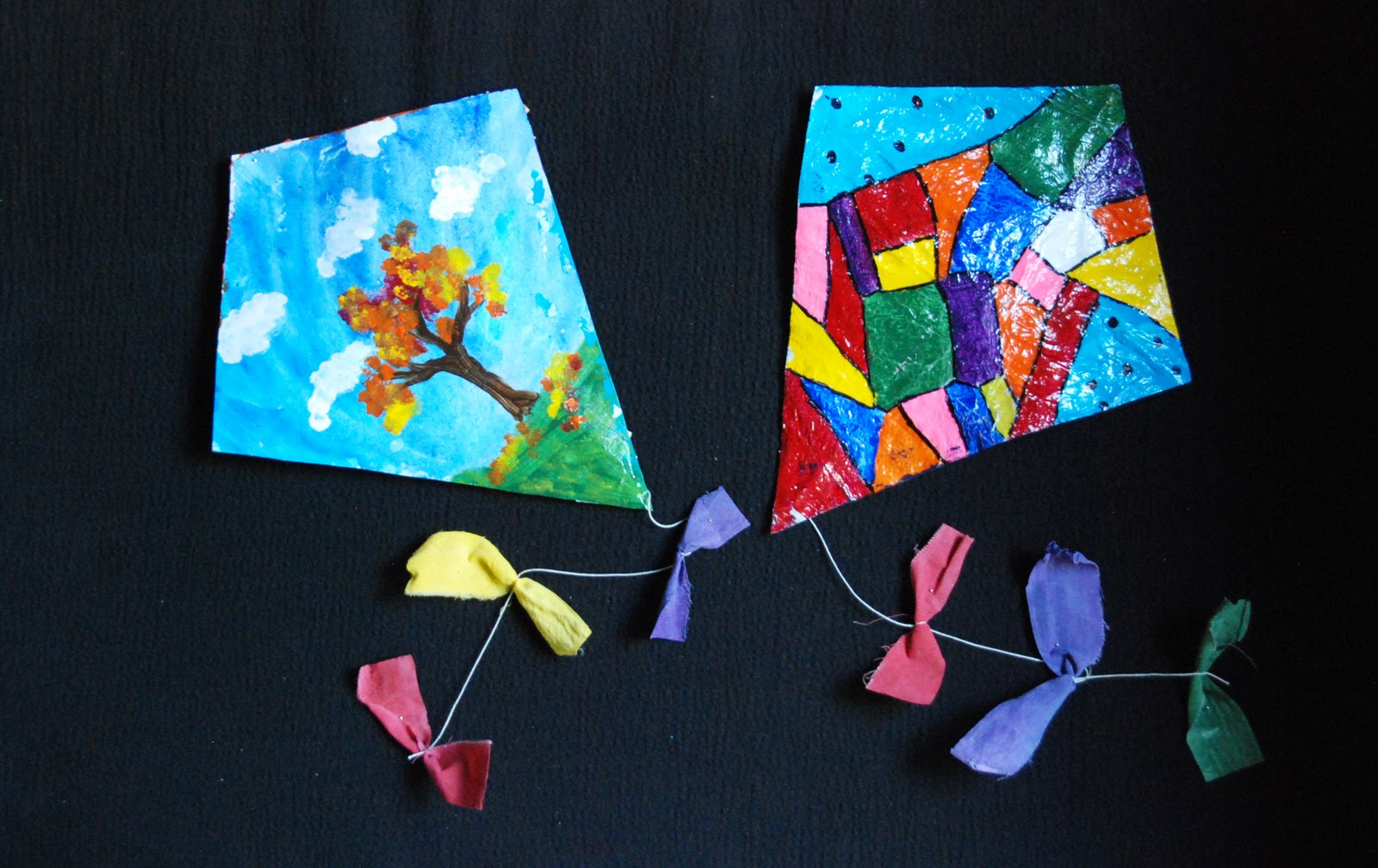 Crafts for children some ideas to keep them busy during for How to make craft