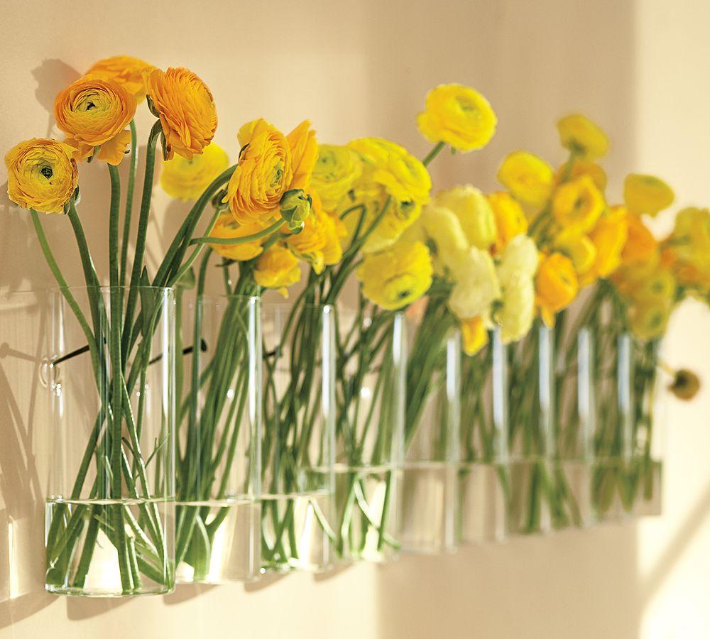 Flower Arrangement On Wall - Flowers Healthy