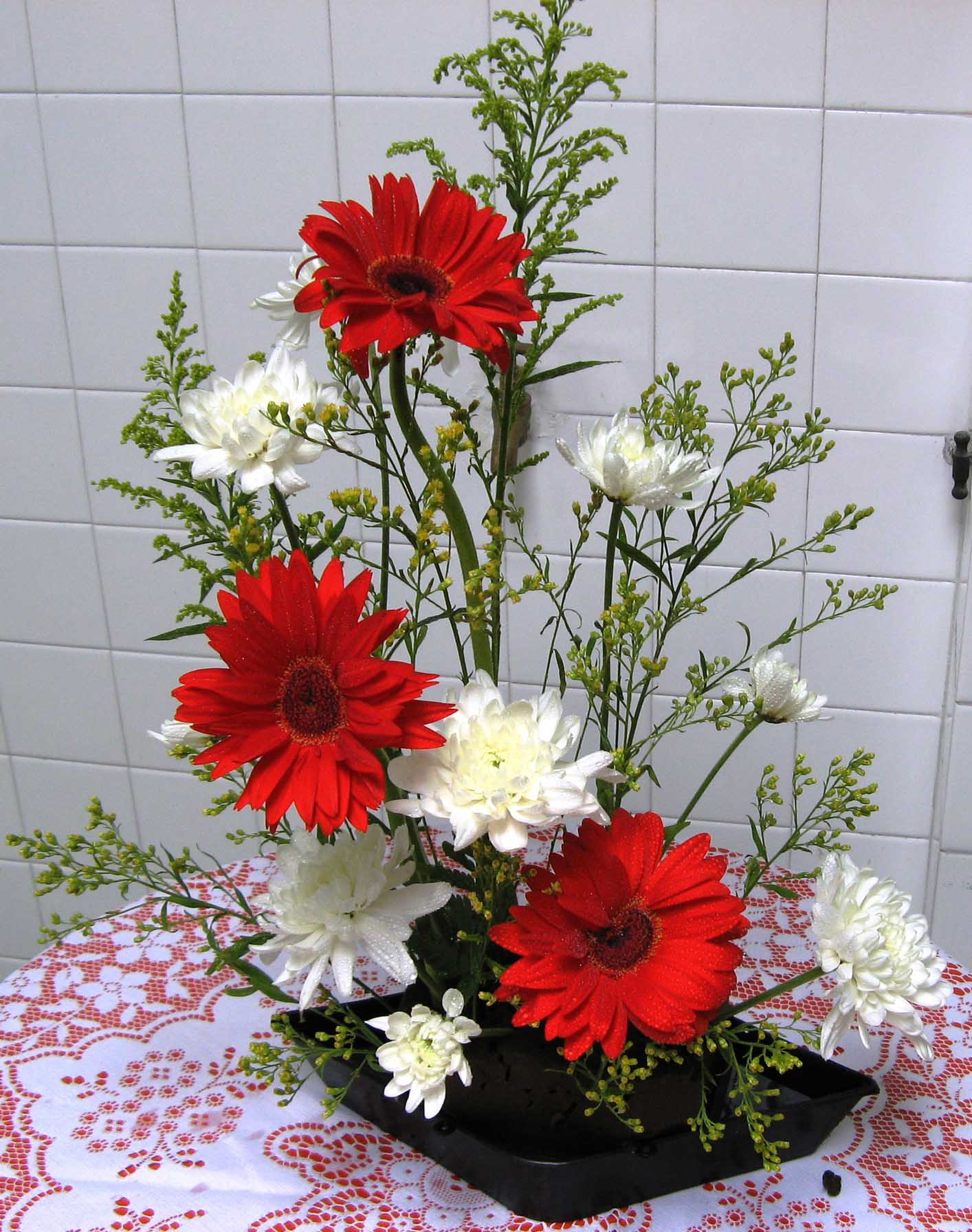 The Art Of Flower Arrangement And The Beauty Of It Bored Art