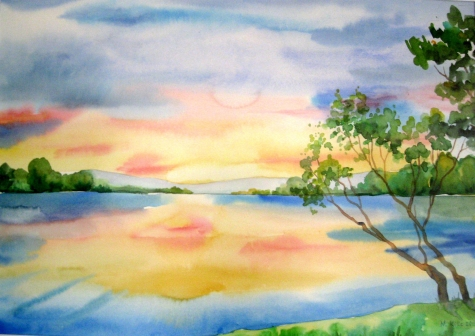 Water Color Painting 40